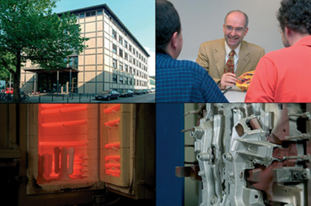 Foundry Institute at the RWTH Aachen University, Univ. Prof. Dr.-Ing. A. Bührig-Polaczek